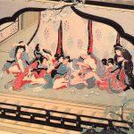 Shogun secret party