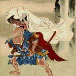 Samurai and queen
