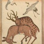 Copulating Deer